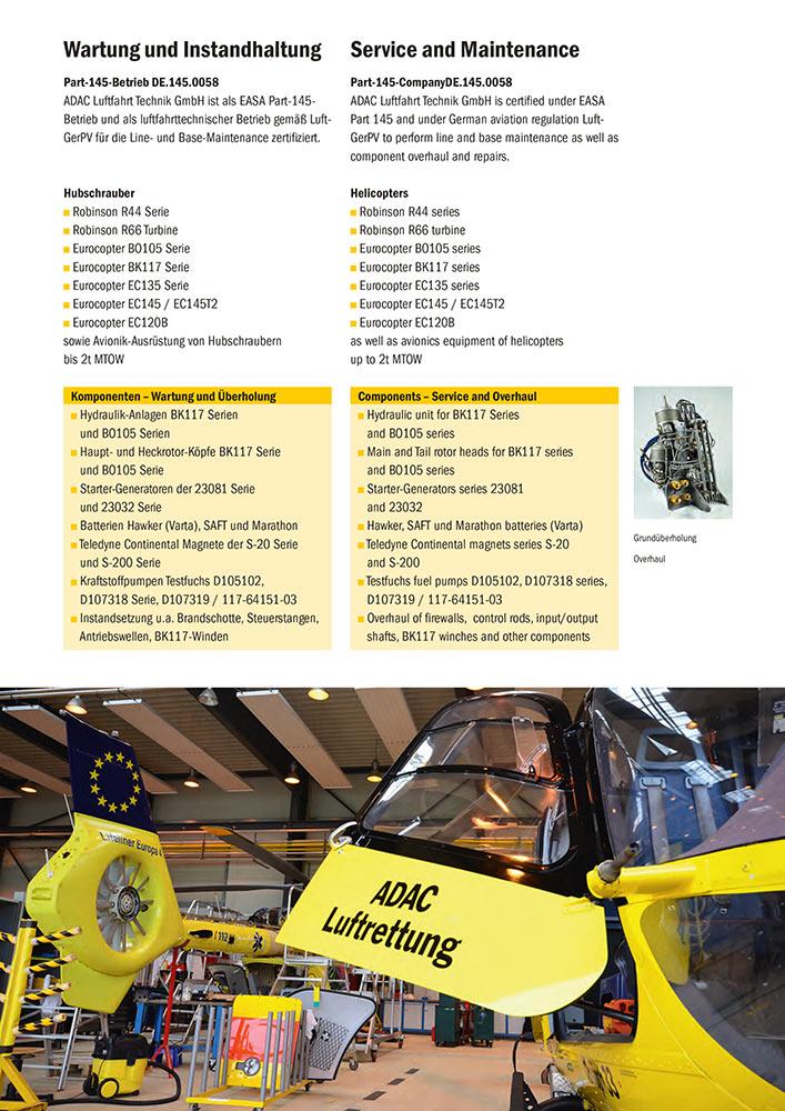 ADAC Luftfahrt Technik