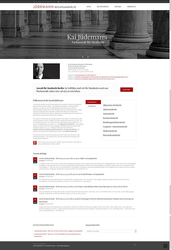 Rechtsanwaltskanzlei Jüdemann