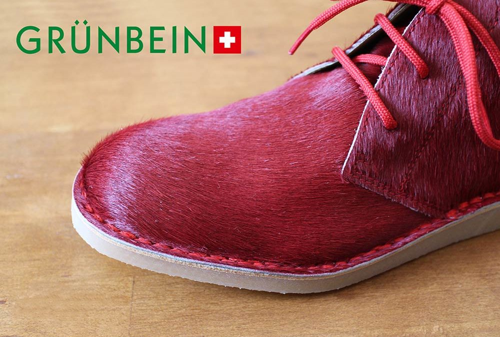 Redesign www.gruenbein-shoes.com