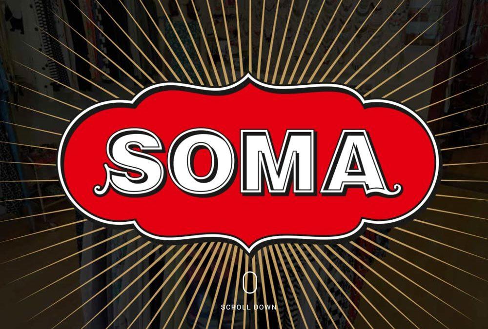 Relaunch Soma Berlin – www.soma-berlin.de