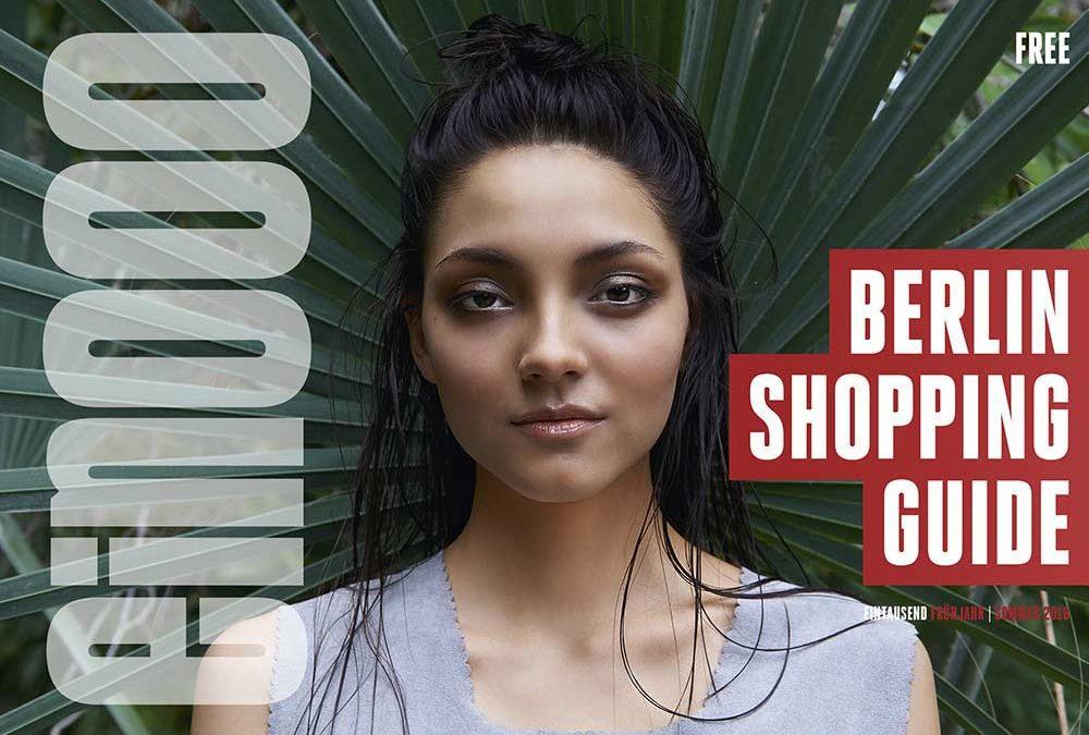 Die 35. Ausgabe vom ein000 – Shopping Guide