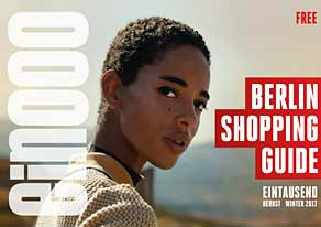 ein000 Berlin Shopping Guide