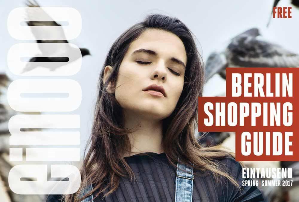 Die 37. Ausgabe vom ein000 – Shopping Guide