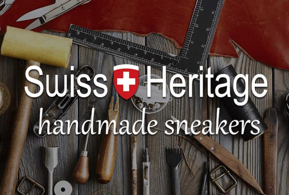 SWISS HERITAGE – OnePage Webseite