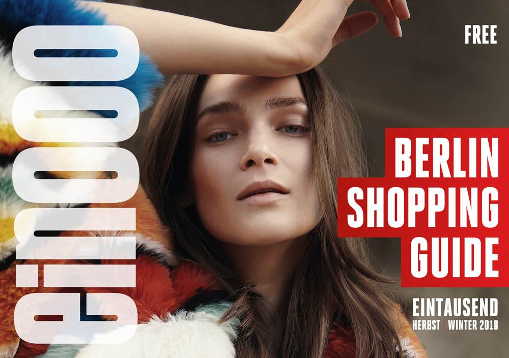 ein000 Berlin Shopping Guide