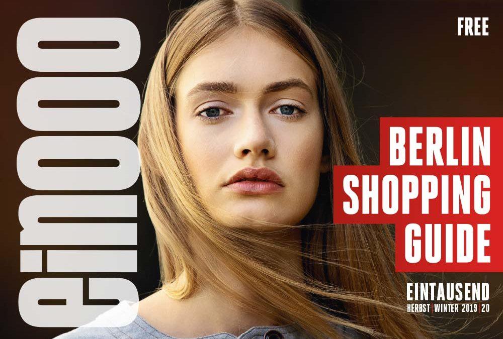 Die 42. Ausgabe vom ein000 Shopping Guide