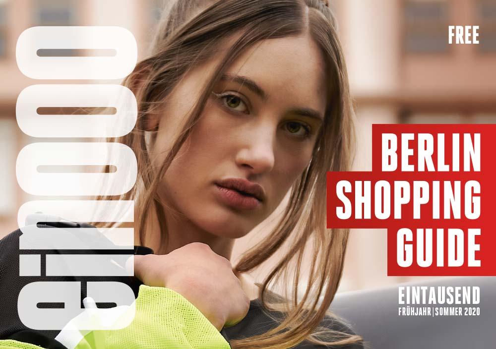 Die 43. Ausgabe vom ein000 Shopping Guide